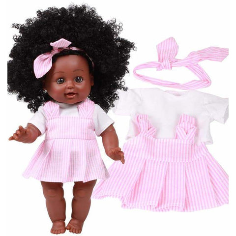 AfricanFashion Baby Dolls, Afreekha, Kids & Babies, Toys- All African Store