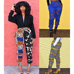 Ankara Pants, Afreekha, Afreekhan Queens, Front page, New Apparel, Queens Bottoms, Women pants- All African Store
