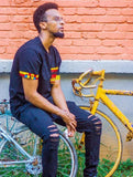 African men clothes kente print t-Shirt print Tops, Afreekha, Afreekhan kings, serspress, spring, Urban- All African Store