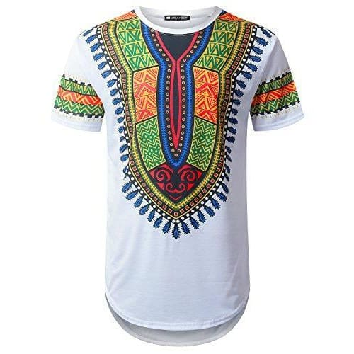 Kings Hip Hop Various Style Dashiki-[African Clothing]-[African Knowledge]-[Men's Clothing]-[Women's clothing]-Afreekha