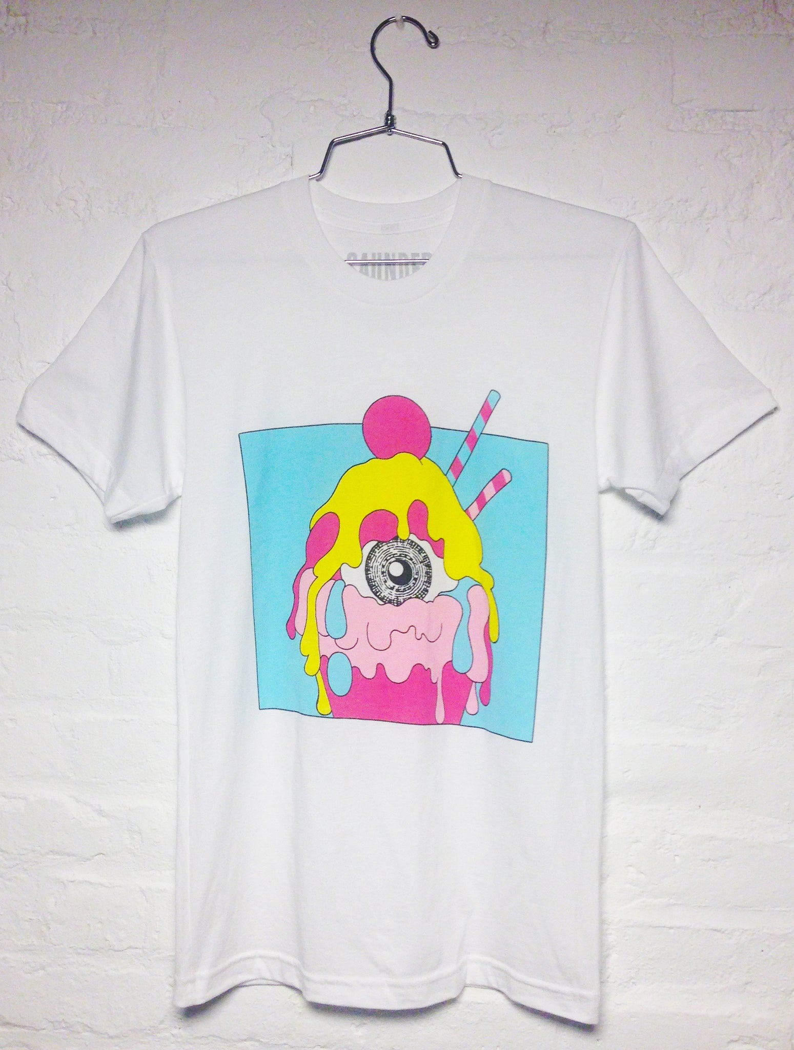Eyeball Ice-Cream T-Shirt
