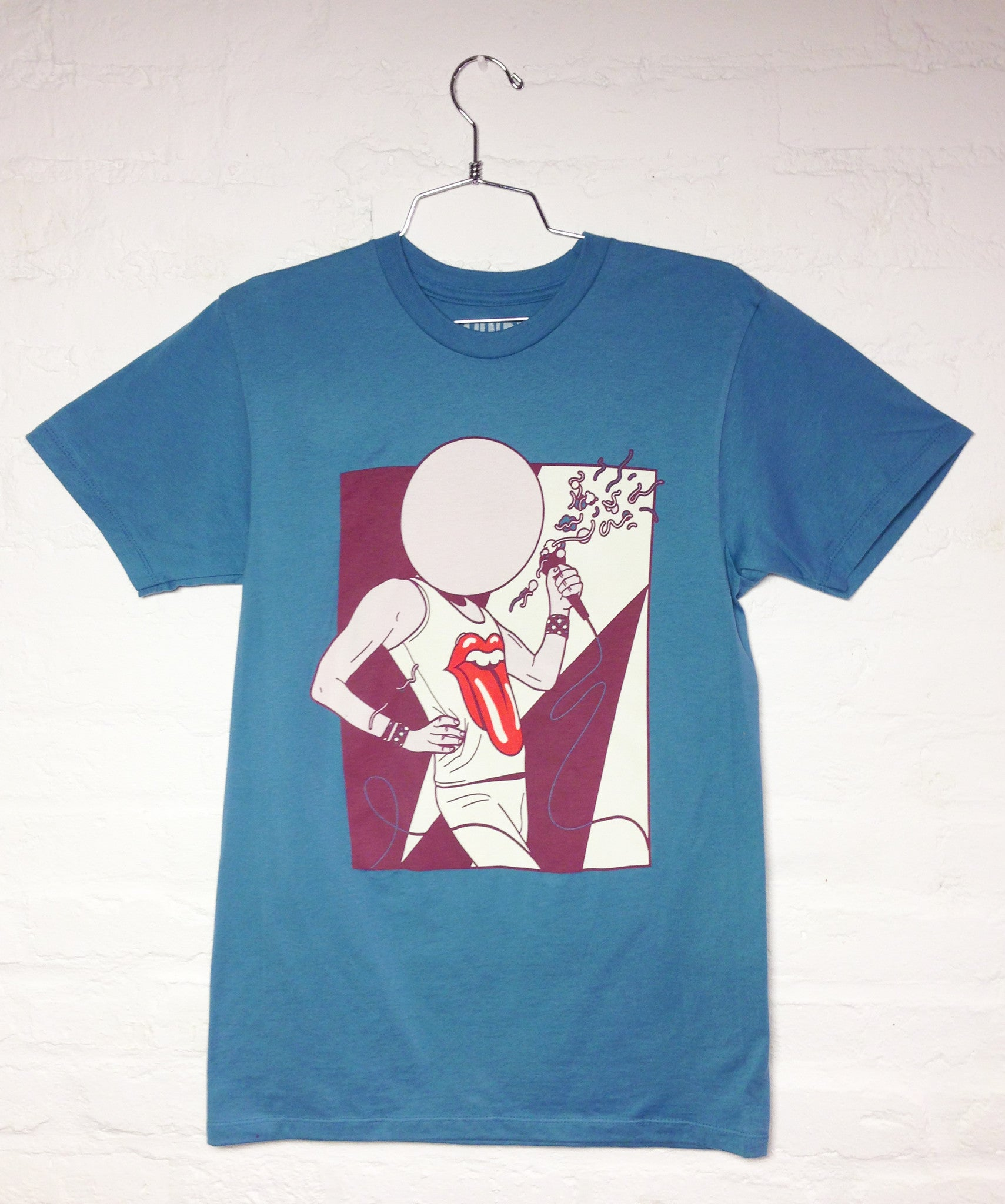 Blue Jagger T-Shirt