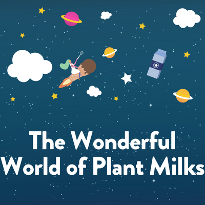 Welcome to the World of Plant Milks 🌱🥛
