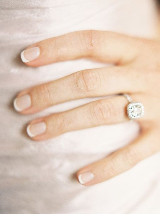 Brides Don't Chip - How to Have the Perfect Wedding Day Mani