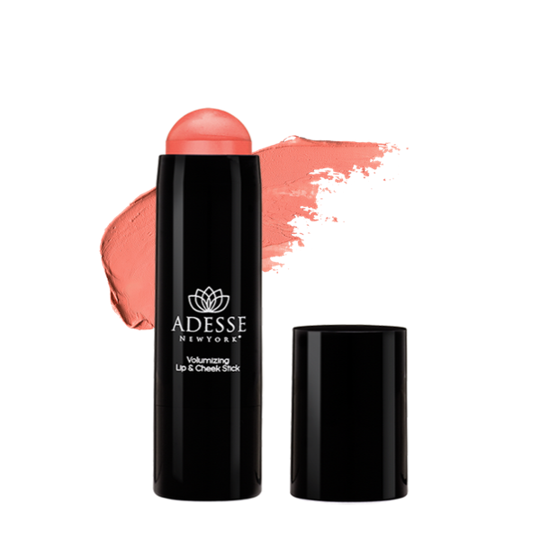 Volumizing Lip & Cheek Stick - Adorable - adesseny