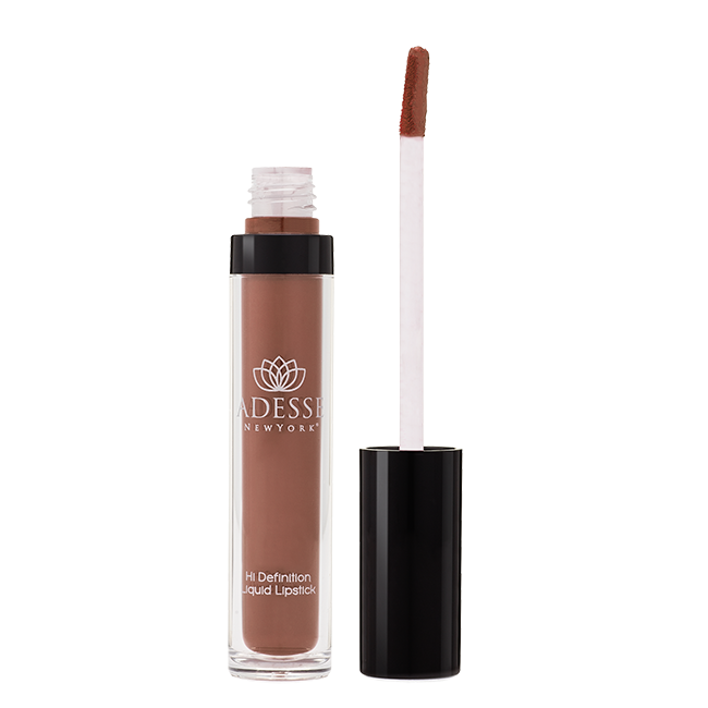 Hi Definition Liquid Lipstick - Haute Cocoa - Adesse New York
