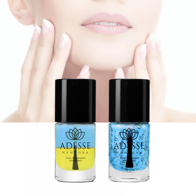 Nail Care - Nail & Cuticle Energizer - Marine Algae Duo - adesseny