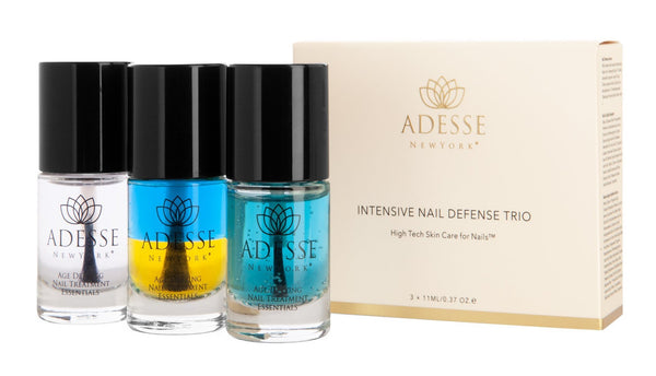 Nail Care - Intensive Nail Defense Trio - Adesse New York