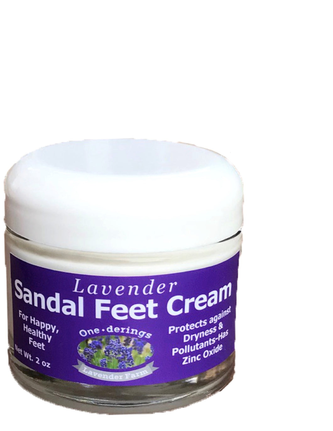 Sandal Feet Cream