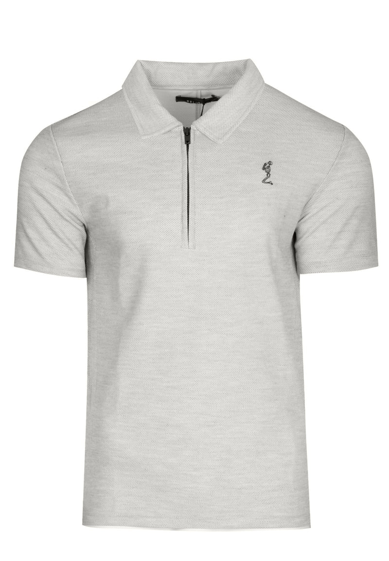 MARBS POLO LIGHT GREY