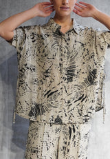 ROOTS SHIRT TAUPE