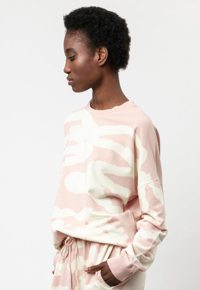 FUTURE SWEAT PALE BLUSH
