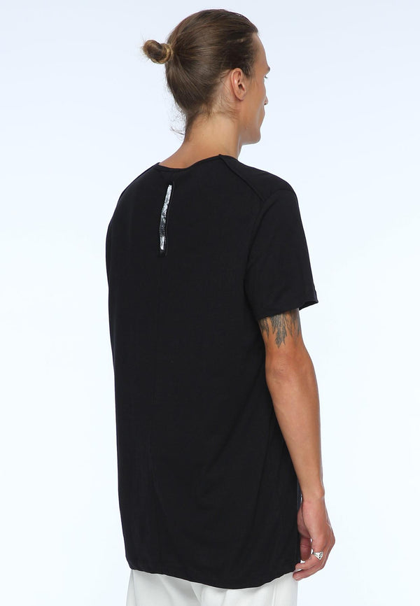 UNDERCOAT Box Black T-Shirt
