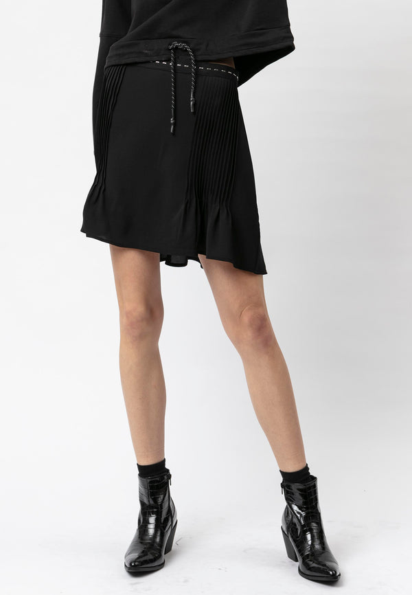 AFFECTION SKIRT BLACK