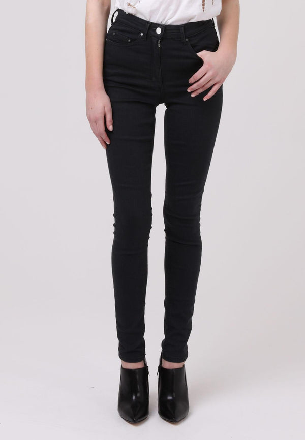 RELIGION Sacral High Waisted Skinny Jeans