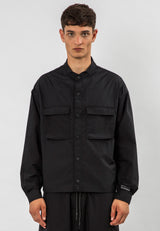 TECH SHIRT BLACK