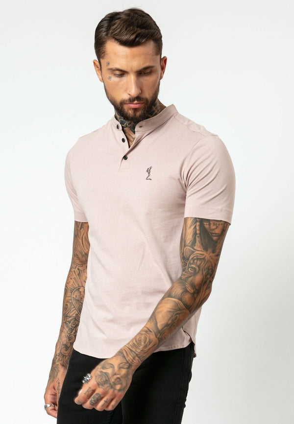 RELIGION Orson Ashes of Roses Polo Shirt