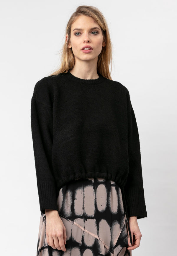 LINK JUMPER JET BLACK