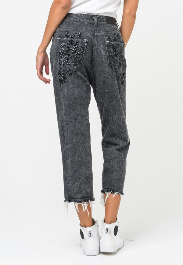 RELIGION Dash Jeans Washed Black