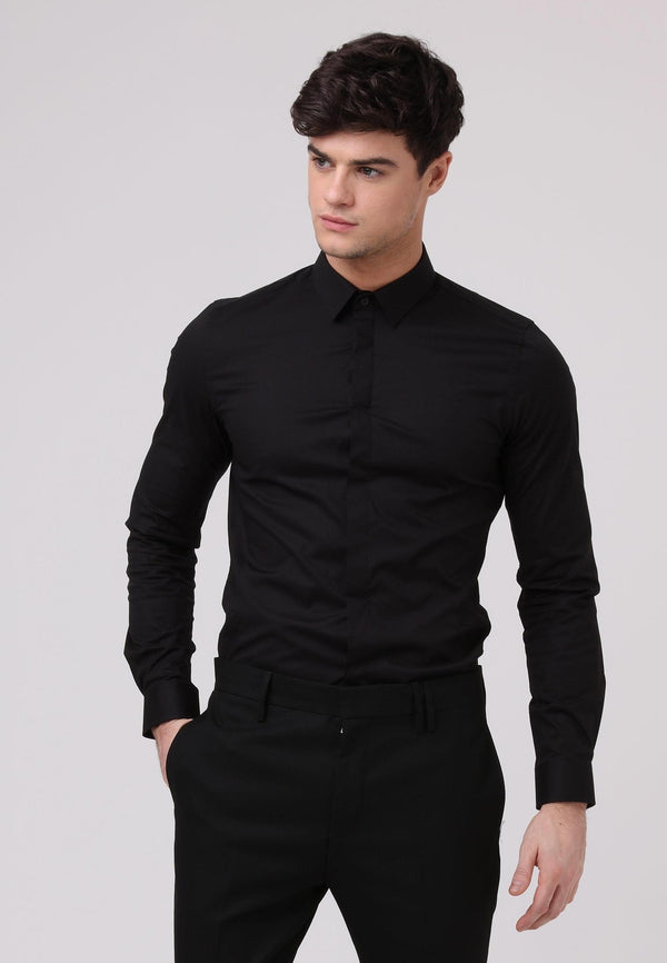 RELIGION Legion Smart Black Shirt