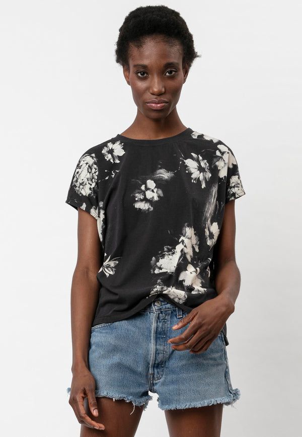 FLOW T-SHIRT ORCHARD PRINT