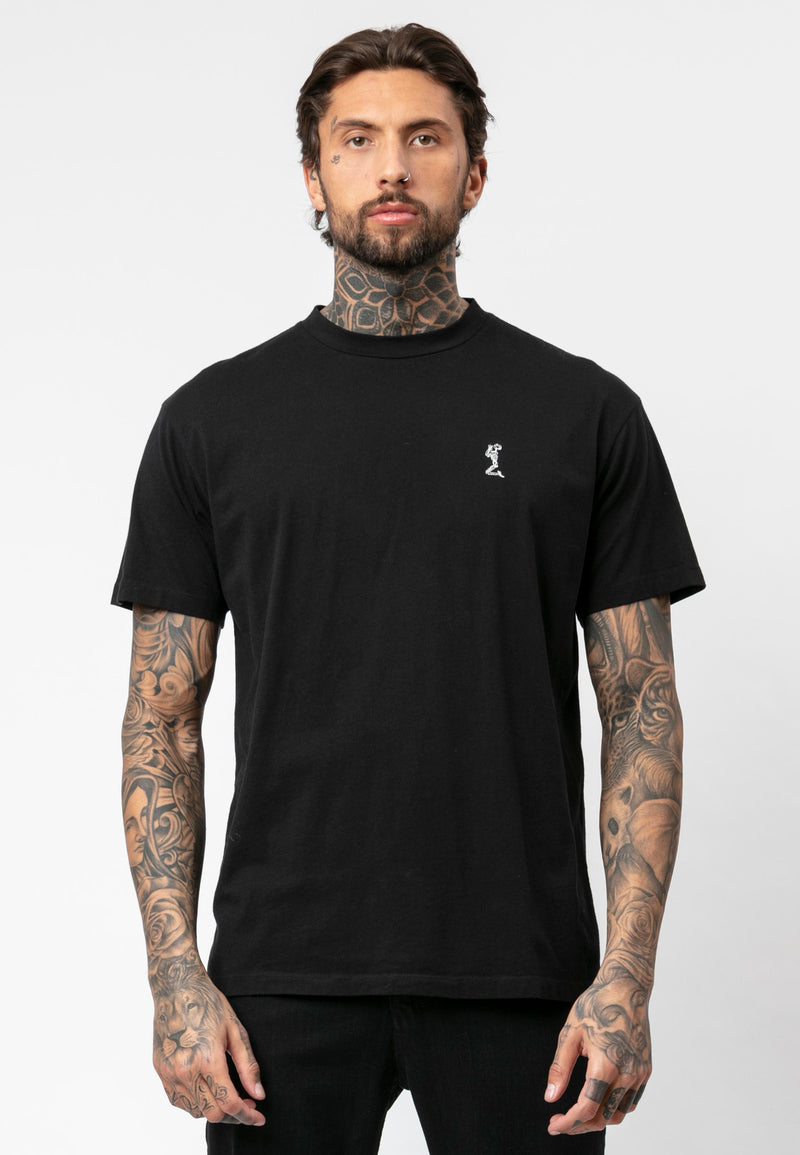 RELIGION Box Oversized Black T-Shirt