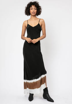 RELIGION North Relaxed Dip Dye Dress