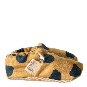 TEDDY baby moccasin shoes