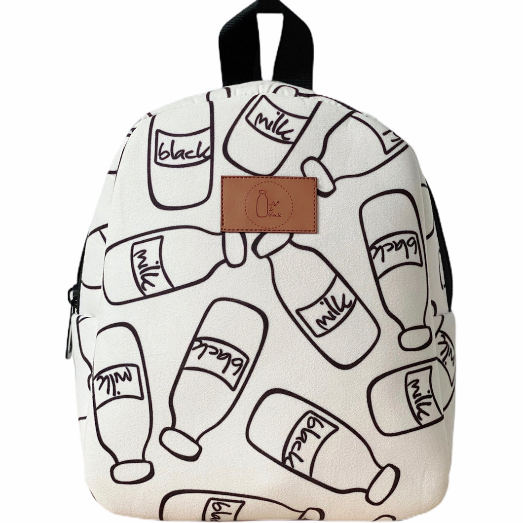 MILKANDBLACK kids backpack