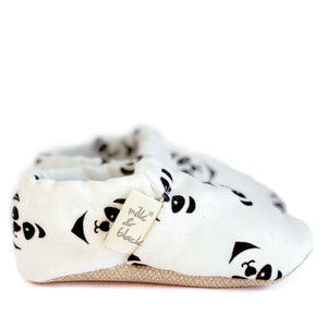 CUDDLE baby moccasin shoes
