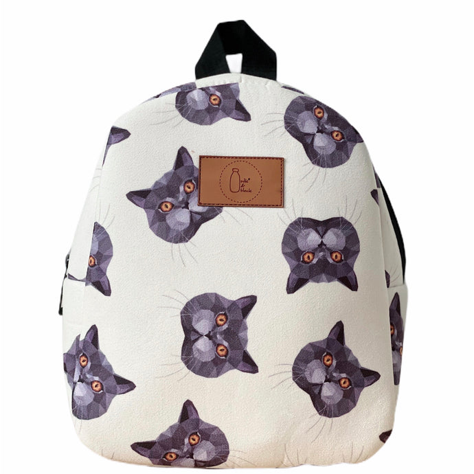 MEOW kids backpack