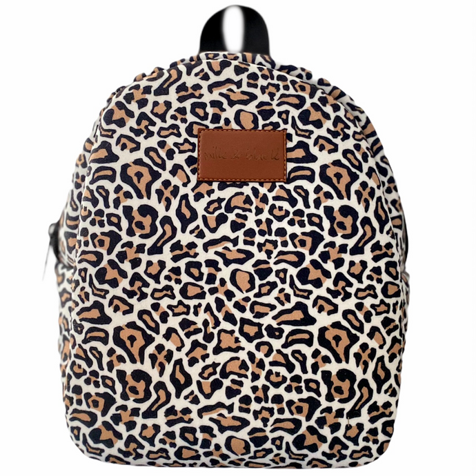 LEOPARD kids backpack