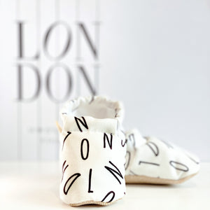 LONDONER baby moccasin shoes