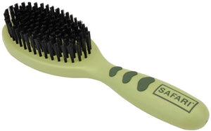 Safari Bristle Brush for dog, small