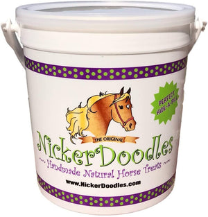Nickerdoodles Natural Horse Treat