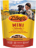 Zukes Mini Naturals Dog Treats Chicken 1 Lb