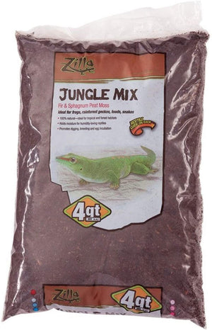 Reptile & Exotics Supplies Rzilla Jungle Mix
