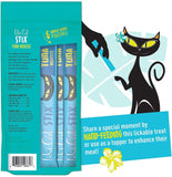 Tiki Cat Stix 6ct Single Serve Pouches - Tuna Mousse and Chicken Mousse (2 Pack)
