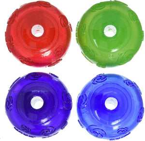 KONG Squeezz Ball Assorted Colors