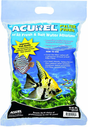 Acurel 100% Polyester Filter Fiber