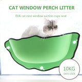 NEW Hammock For Cat EVA Cat Nest Window Suction Cups