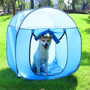 NEW Pet Dog Cat Tents House Playing Beds Mat