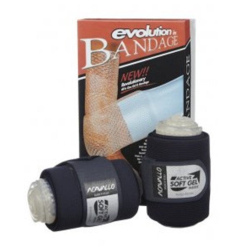 Acavallo Gel Leg Bandages Elastic