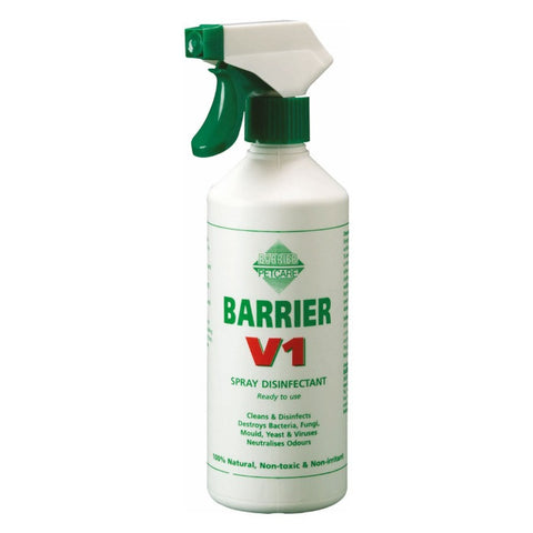 Barrier V1 Spray Disinfectant
