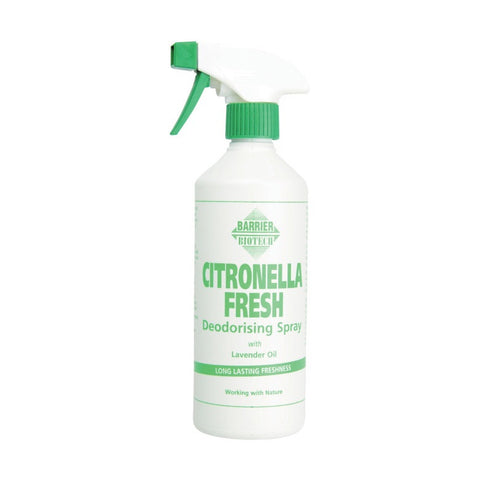 Barrier Citronella Fresh Deodorising Spray