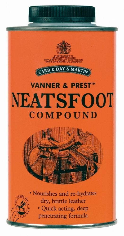 Carr Day & Martin Vanner & Prest Neatsfoot Compound
