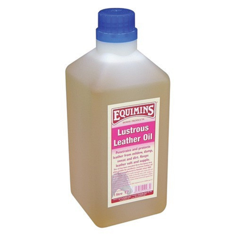 Equimins Lustrous Leather Oil