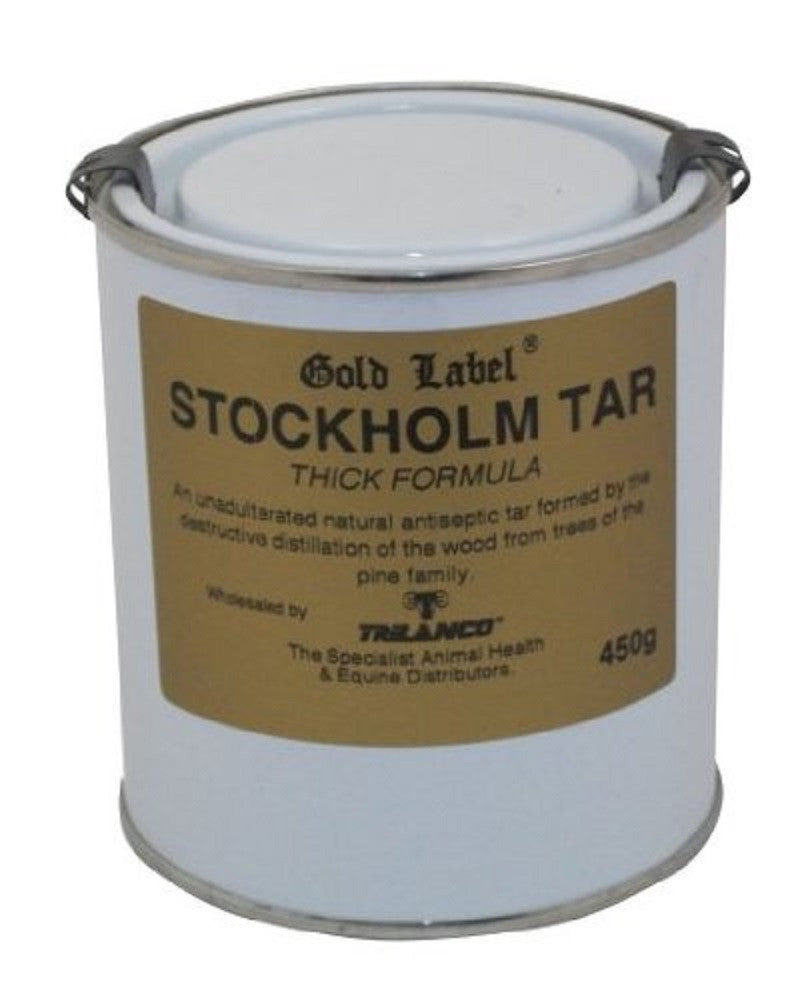 Gold Label Stockholm Tar Thick 450GM