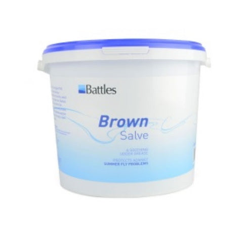 Battles Brown Salve