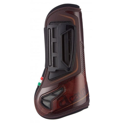 Acavallo Opera Tendon Boots Brown